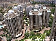 高楼林立的孟买