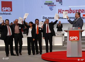 SPD party conference