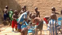 Tschad Frankreich Kinder L'Arche de Zoe