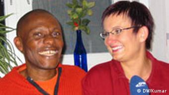 Binationale Paare Deutschland 2007. Herausforderung Gleichberechtigung Susanne und Princewill Maraizu. Deutsch- Nigerianisches Paar im Interview mit Dr.Anita M.Kumar (All India Radio)