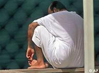 Recluso de Guantánamo.