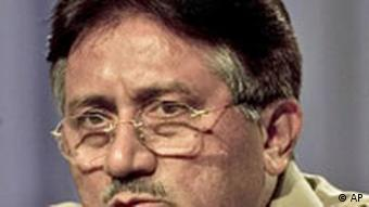 Pervez Musharraf was the president at the time of Bhutto's murder