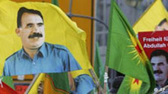 Deutschland Türkei Kurden Demonstration in Berlin PKK