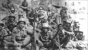 Italien Brasilien Forca Expedicionaria Brasileira Weltkrieg II