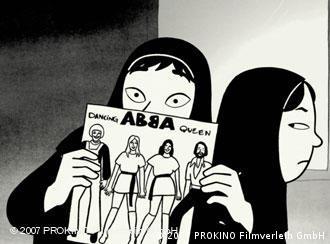 Autobiografia em quadrinhos chega às telas em filme de animação