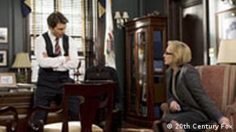 Szenenbild aus dem Film Von Löwen und Lämmern Tom Cruise Meryl Streep