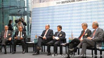Luan Wei bei CDU-CSU-Asienkonferenz