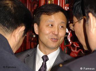 德国飞马集团公司董事长,德国中国工商会会长Wolfgang Luan 栾伟