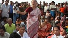 Aktivistin Medha Patkar