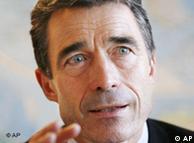 Anders Fogh Rasmussen lleva la delantera según los primeros resultados electorales.
