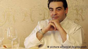 Three-star chef Juan Amador