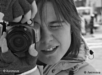 اکسنیا آویموا، برندهی جایزهی بهترین وبلاگ سال ۲۰۰۷