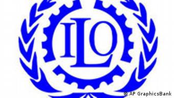 The ILO logo