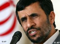 Ahmadineyad se aferra a su programa nuclear.