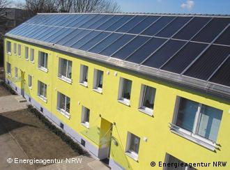 passive house in Germany