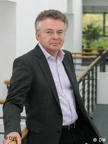 Ralf Nolting, organizador del GMF