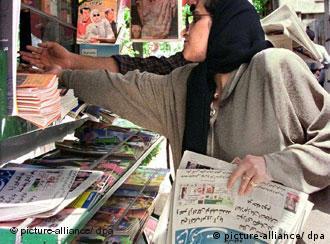 شمار روزنامهها و نشریات در ایران روز به روز کاهش مییابد