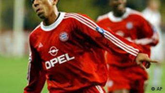 FC Bayerm München, Giovane Elber