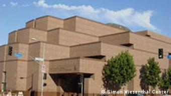 Simon Wiesenthal Center in Los Angeles, Aussenansicht