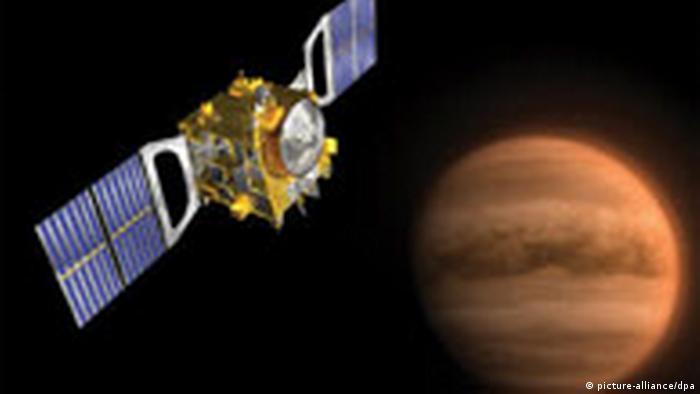 Venus ist erdähnlicher als gedacht - Venus Express