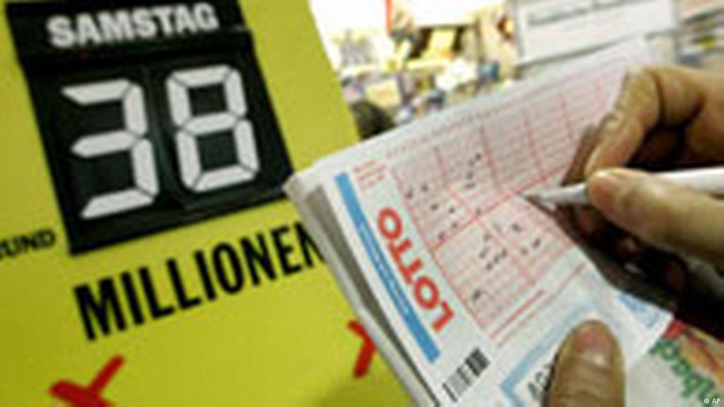 лотерея джекпот германии
