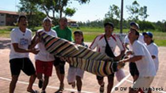 Streetfootball Paraguay 2007