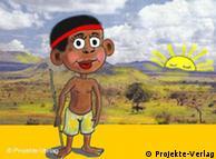 Tradições africanas, via autor brasileiro