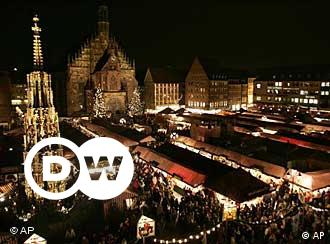 Jahr für Jahr kommen Besucher aus aller Welt in das vorweihnachtliche Nürnberg. Hier werden auch in diesem Jahr wieder mehr als zwei Millionen Besucher erwartet.