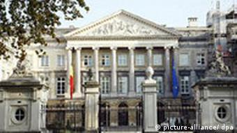 belgisches Parlament in Brüssel (Foto: picture-alliance/dpa)