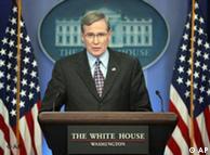 Casa Blanca responde al informe: Stephen Hadley, asesor de seguridad en conferencia de prensa