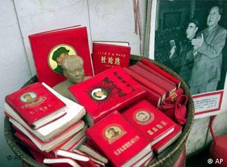 """很多德国人对中国文革时的""""红宝书""""也很眼熟"""