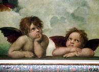 Os anjos mais famosos da história da arte
