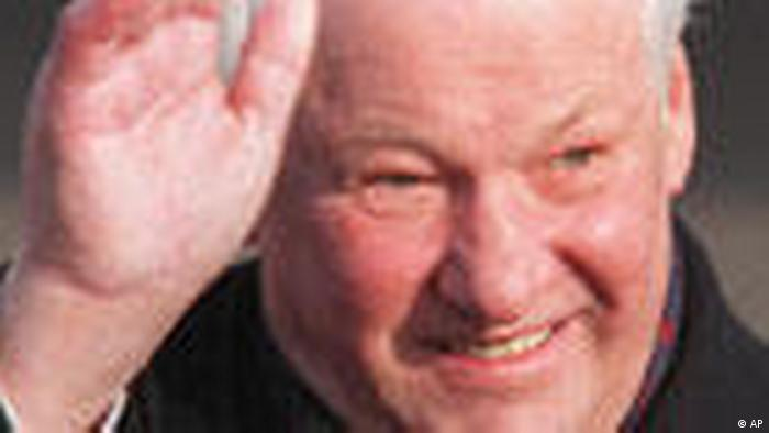 Jahresrückblick 2007 April Boris Jelzin gestorben (AP)