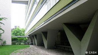 Brasilien Oscar Niemeyer Architektur Interbau