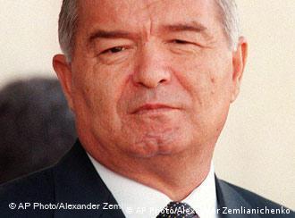 اسلام کریماف از ۲۲ سال پیش بر ازبکستان حکومت میکند.