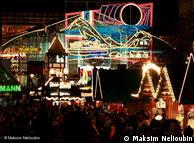 Mercado de navidad en Essen