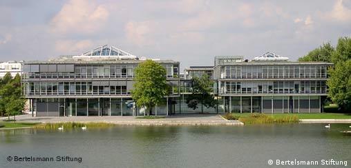 Bertelsmann Gebäude 2