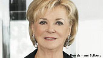 Liz Mohn Portrait / Bertelsmann