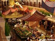 Centro de Convenciones en Bali