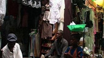 11.12.2007 DW-TV Journal Wirtschaft Afrika