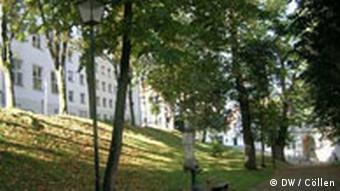 Wzgórze Katedralne jest ulubionym miejscem spacerów.