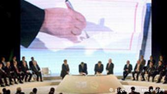 Portugal EU Vertrag von Lissabon Unterzeichnung