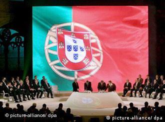 Церемония подписания Лиссабонского договора (Фото из архива)