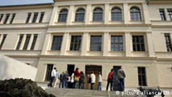 Schinkel Bauwerk Justizministerium Kaserne Potsdam