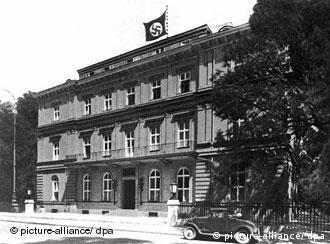 The Brown House, the Nazi party headquarters