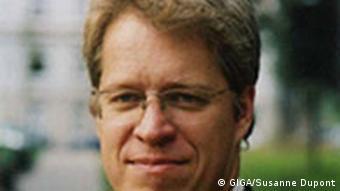 Bert Hoffmann, Kuba-Experte am GIGA- Institut für Lateinamerika-Studien Copyright: GIGA/Susanne Dupont