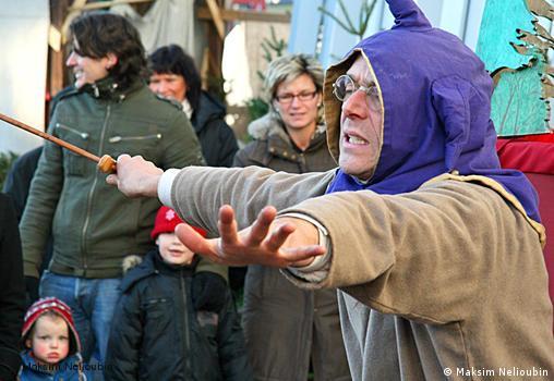 Momentaufnahmen, Deutschland entdecken, Mittelalterlicher Weihnachtsmarkt