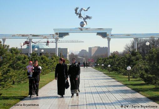 Ташкент (фото из архива)