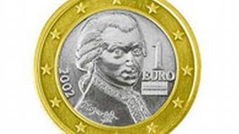 1-Euro-Münze Österreich, nationale Seite