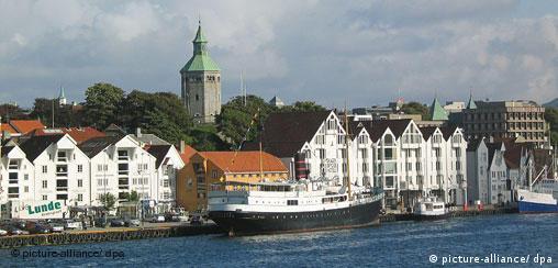 Norwegen Stavanger wird Kulturhauptstadt 2008